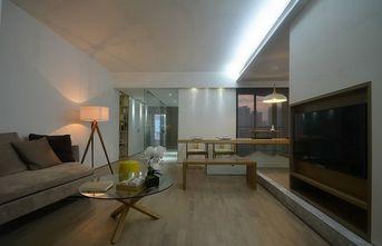 80平米公寓中式风格厨房欣赏图