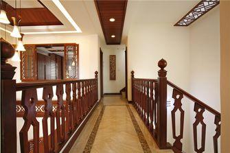 5-10万100平米四室三厅东南亚风格走廊装修案例