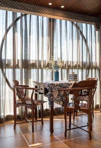豪华型140平米四中式风格阳台图片大全