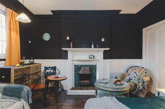 30平米以下超小户型法式风格卧室设计图