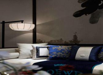 140平米四室一厅东南亚风格客厅设计图