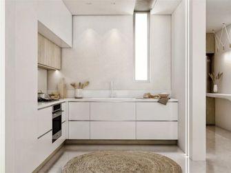 130平米三室一厅地中海风格厨房装修图片大全