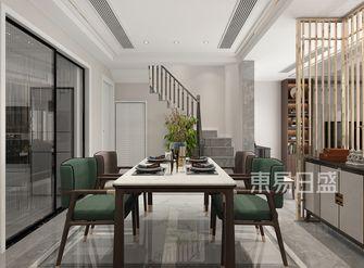 140平米四中式风格餐厅图片