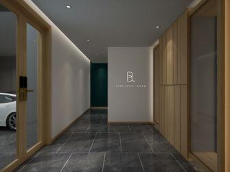140平米复式现代简约风格走廊图片大全