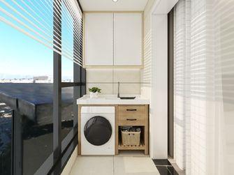 60平米公寓北欧风格阳台效果图