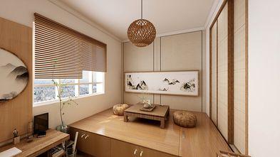 120平米三室一厅日式风格餐厅图片大全