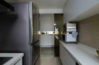 110平米三室两厅中式风格厨房装修效果图