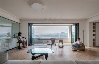 140平米公寓中式风格客厅图片大全