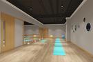140平米复式北欧风格健身室欣赏图