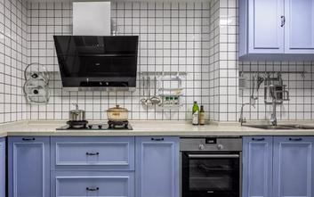 30平米小户型田园风格厨房设计图