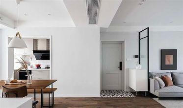 140平米三室两厅北欧风格走廊图片大全