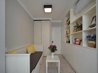 80平米三室两厅北欧风格走廊效果图