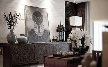 富裕型140平米四室两厅东南亚风格玄关效果图