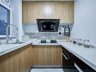 90平米三室一厅宜家风格厨房图