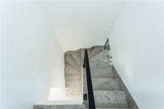 90平米复式北欧风格楼梯间装修图片大全