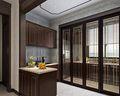 140平米三室一厅新古典风格厨房图