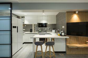 50平米公寓宜家风格厨房欣赏图