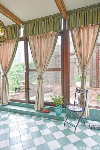 140平米四室两厅法式风格阳光房装修图片大全