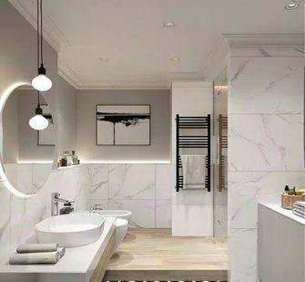 100平米公寓欧式风格卫生间图片