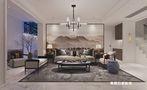 140平米四室两厅现代简约风格储藏室图