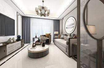 120平米四室两厅新古典风格客厅装修效果图