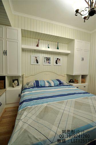 15-20万90平米三室两厅地中海风格卧室效果图