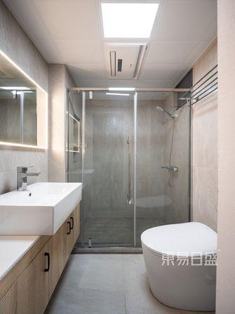60平米公寓日式风格卫生间装修图片大全