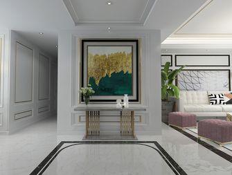 140平米三室两厅美式风格玄关设计图