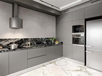 110平米美式风格厨房装修图片大全