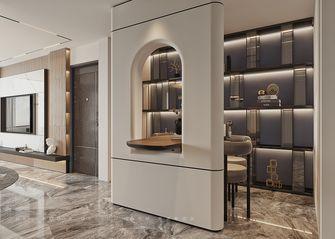 90平米一室一厅现代简约风格玄关设计图