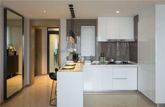 120平米四室一厅现代简约风格厨房图