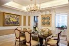 140平米四室两厅美式风格餐厅背景墙装修效果图