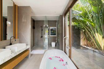 140平米四室四厅东南亚风格卫生间装修效果图