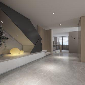 140平米一室四厅现代简约风格走廊设计图