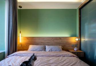 60平米公寓北欧风格卧室设计图