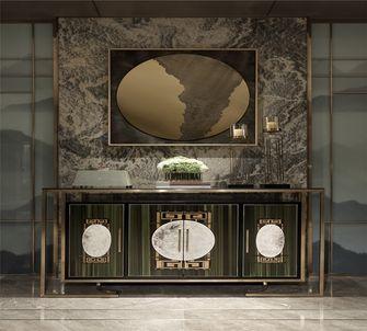 120平米三室一厅现代简约风格玄关欣赏图