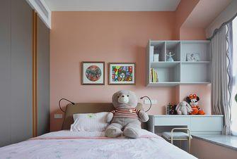 富裕型140平米四现代简约风格儿童房图片
