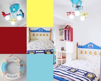 80平米地中海风格儿童房装修效果图