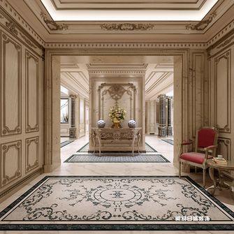 140平米别墅法式风格玄关设计图