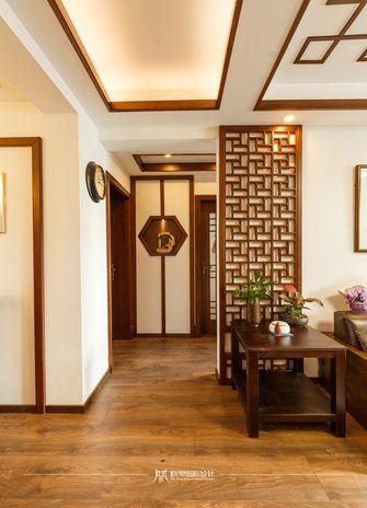 90平米三室两厅中式风格走廊效果图