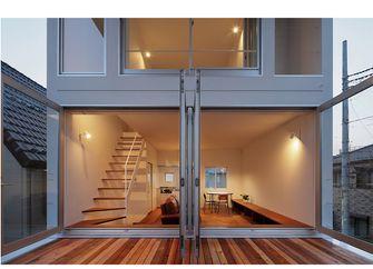40平米小户型日式风格阳台图片大全