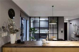 100平米三现代简约风格餐厅图片