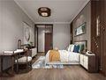 140平米三室两厅中式风格儿童房装修案例