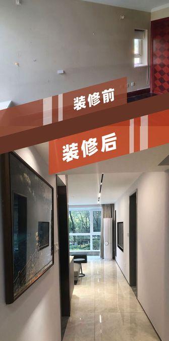 120平米现代简约风格走廊效果图