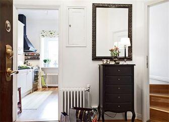 40平米小户型宜家风格玄关图片
