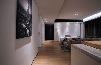 130平米四室一厅现代简约风格客厅效果图