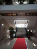 10-15万140平米四室一厅混搭风格楼梯效果图