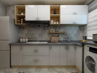 50平米小户型日式风格厨房装修效果图