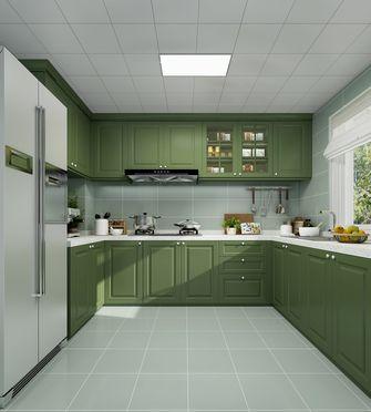 经济型30平米以下超小户型新古典风格厨房装修图片大全