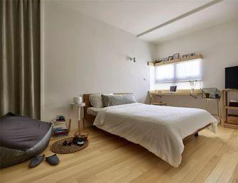 100平米日式风格卧室图